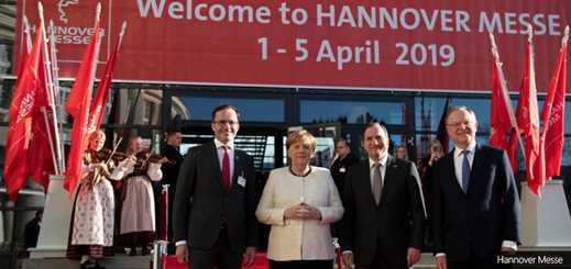 Hannover Messe: showcasing Industry 4.0, AI and 5G