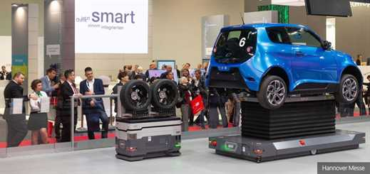 Hannover Messe: 25 years of hydrogen and fuel cells