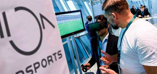 AIONSPORTS: using data to improve sport as we know it