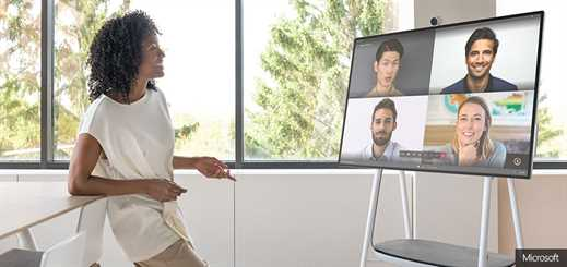 Microsoft launches Surface Hub 2S for enhanced business collaboration