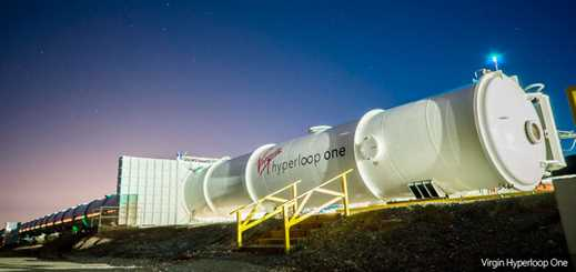 Virgin Hyperloop One chooses HubStor for cloud data management
