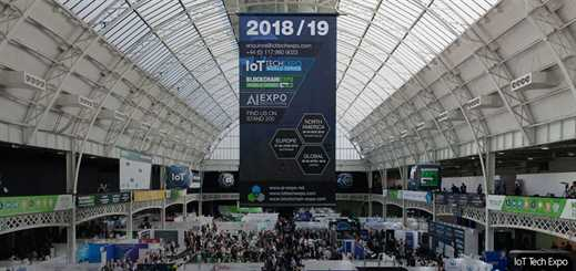 IoT Tech Expo Europe 2019: the latest in the internet of things
