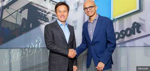 Microsoft and SK Telecom join to provide new IT opportunities