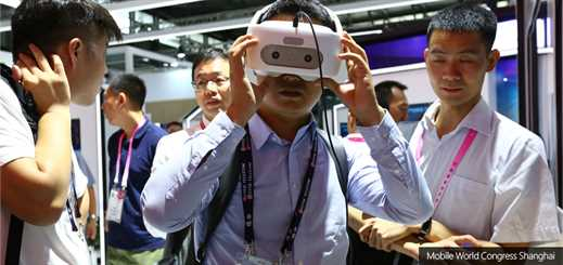 Mobile World Congress Shangai 2019: intelligent connectivity