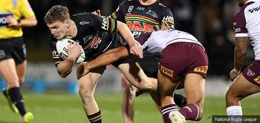 Australia's National Rugby League chooses Blackbird for video highlights