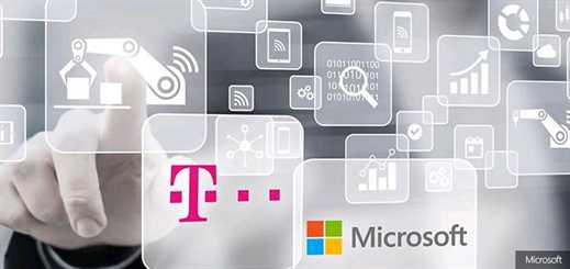 Deutsche Telekom chooses Microsoft to drive cloud adoption