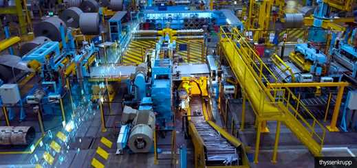 thyssenkrupp creates Azure-based AI bot to optimise supply chain