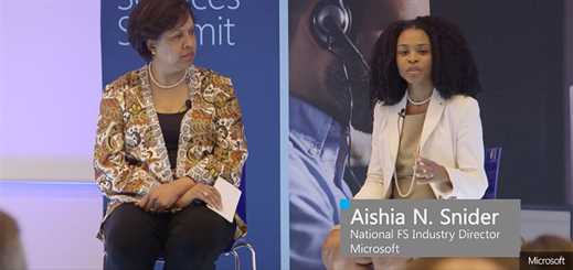 Highlights of this year's Microsoft Financial Summit