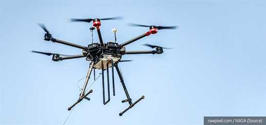 AT&T, Microsoft and Vorpal to make airspace safer for drones