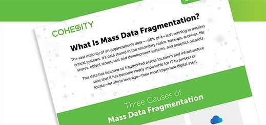 The perils of mass data fragmentation and the cloud