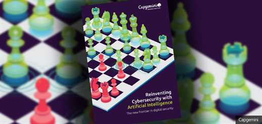 AI use to skyrocket in race to improve cybersecurity, says Capgemini