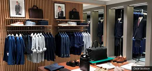 Nordic menswear brand boosts operations with iVend Retail