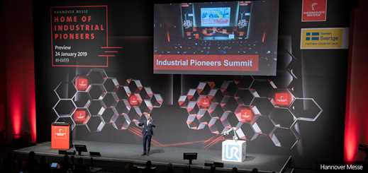 Hannover Messe 2020: round two for the Industrial Pioneers Summit