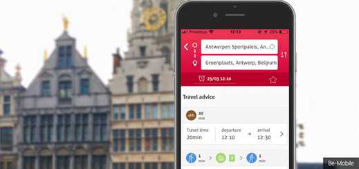 Be-Mobile uses Microsoft Azure to build route planner for Antwerp