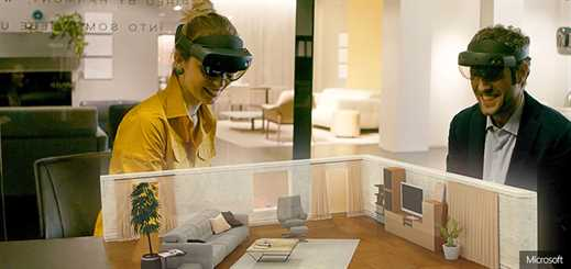 Natuzzi transforms furniture shopping with Microsoft HoloLens
