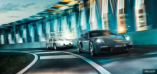 Porsche Holdings adopts Microsoft 365 and Teams