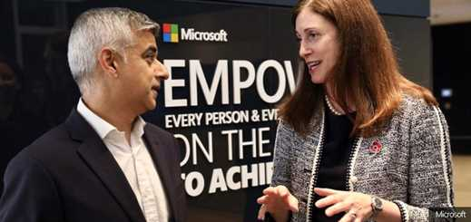 Mayor of London and Microsoft launch Civic Innovation Challenge