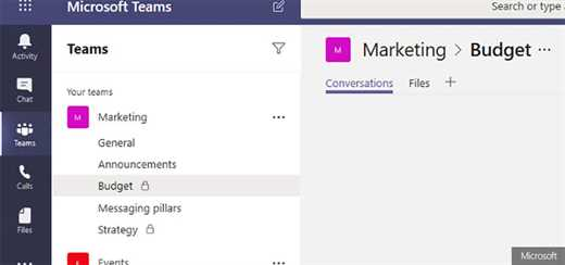 How private channels in Microsoft Teams can help your business