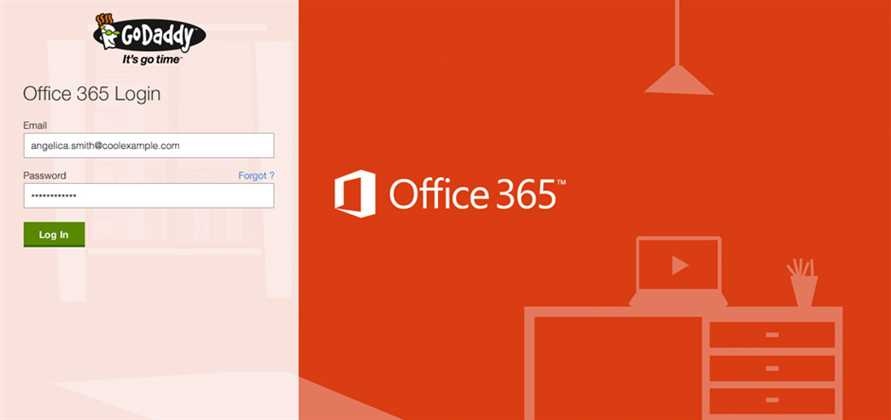 Godaddy Forms Partnership To Offer Microsoft Office 365