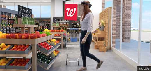 Walgreens uses Microsoft HoloLens 2 for mixed reality training