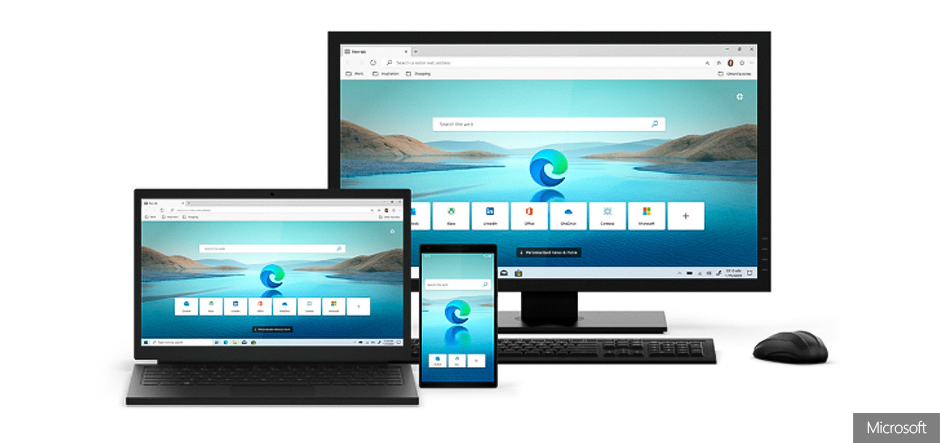 Microsoft's new Edge browser now available to download