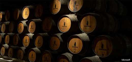 Wine producer improves collaboration with Microsoft tools