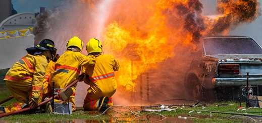 Nintex helps fire service respond to emergencies