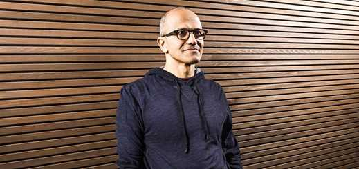 Is Satya Nadella about to be named as the new Microsoft CEO?