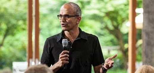 Microsoft appoints Satya Nadella to replace Steve Ballmer as CEO