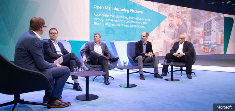 Microsoft and BMW expand Open Manufacturing Platform