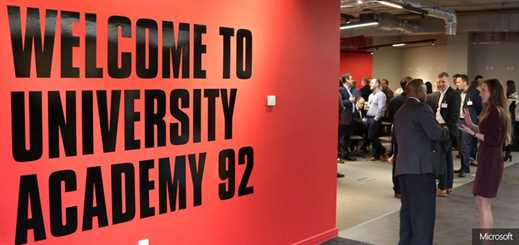 Microsoft opens new office in Manchester to support UA92