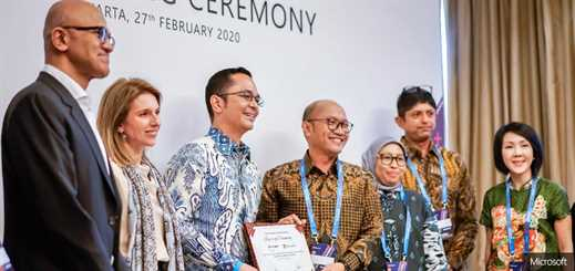 Microsoft and Telkomsel to cultivate Indonesia's digital landscape