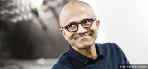 Microsoft is working to help combat Covid-19, says Satya Nadella