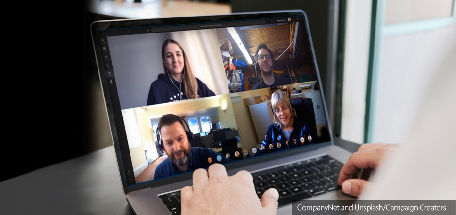 CompanyNet shares top tips for using Microsoft Teams