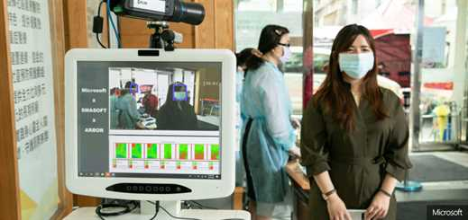 Taiwan hospital deploys Covid-19 detection device with Microsoft AI