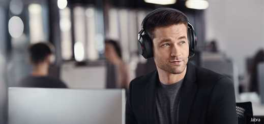 Jabra improves workplace collaboration with new headset