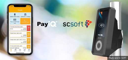 PayiQ and SC Soft partner for smart payments in public transport