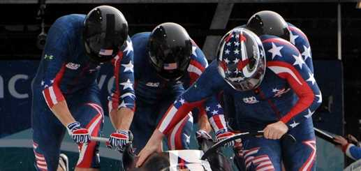 USA bobsled team discusses development of 'Night Train 2' for Olympics