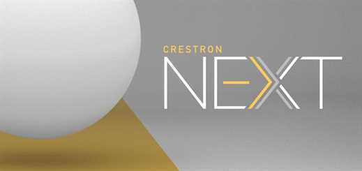 Crestron Next: what's next in smart technology?
