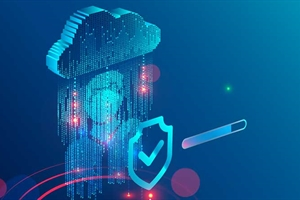Counting on the cloud for secure working