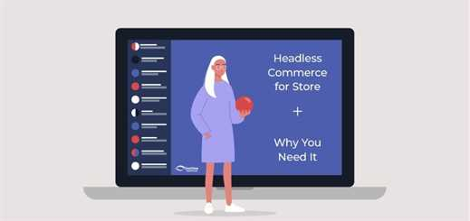 OneView Commerce webinar: why you need headless commerce