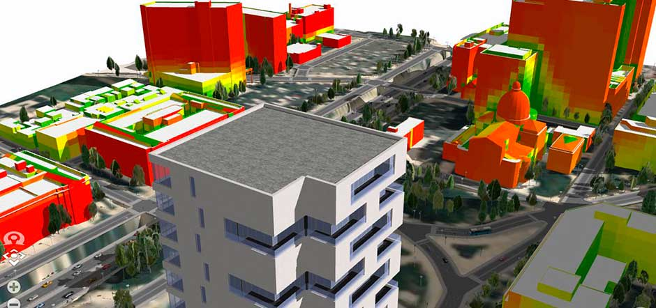 Esri Launches Latest Version Of Cityengine 3d Modeling