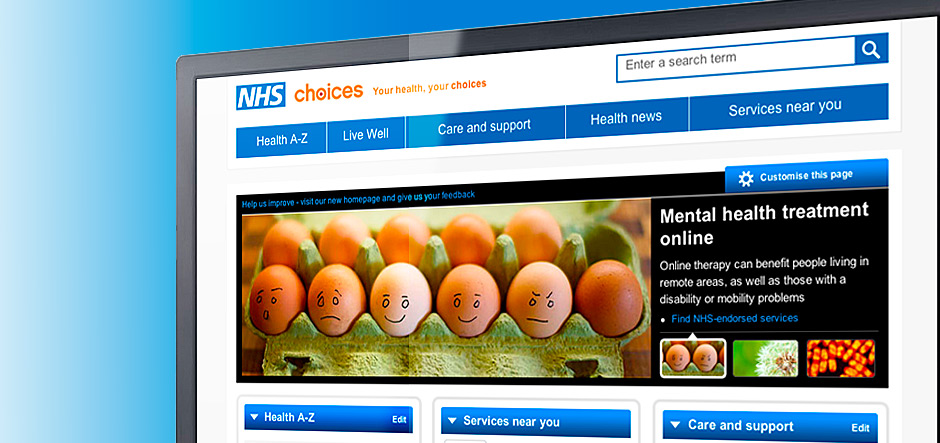 Azure platform helps to improve NHS Choices website in England