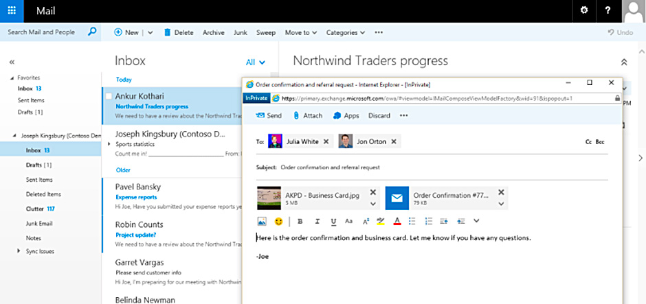 Microsoft makes preview of Exchange Server 2016 available to