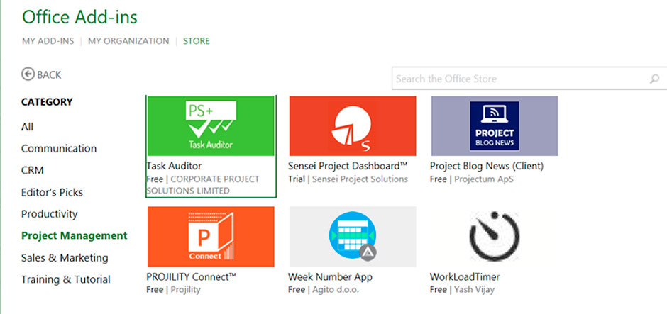 Microsoft Project 2016 now available online as part of