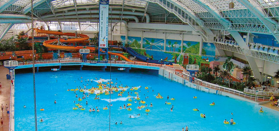 advanced customer service and insight at west edmonton mall