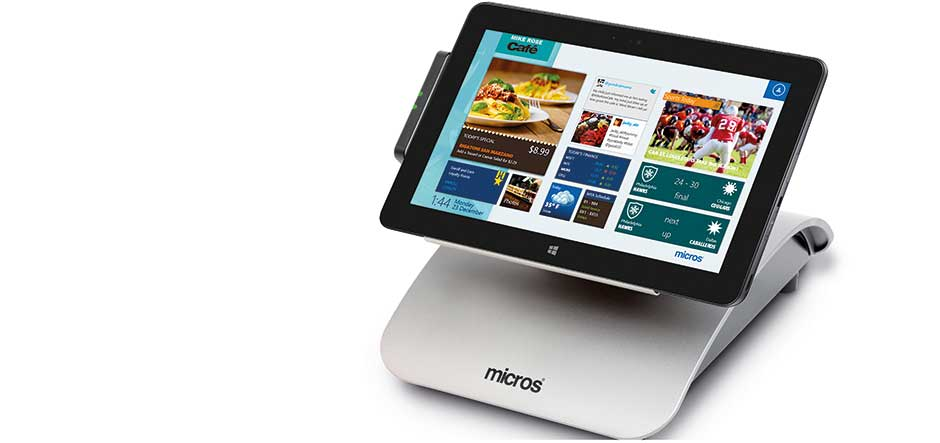 Micros Debuts Mtablet E Series At Nra Show In Chicago