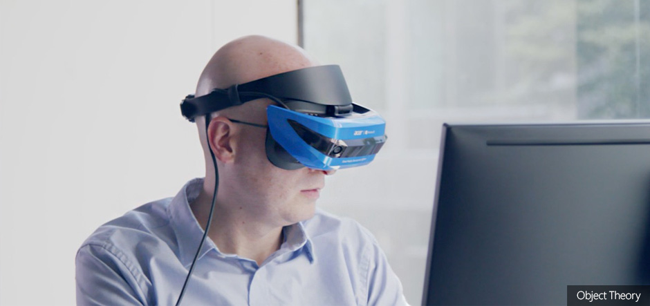 Object Theory releases collaboration app for Microsoft HoloLens