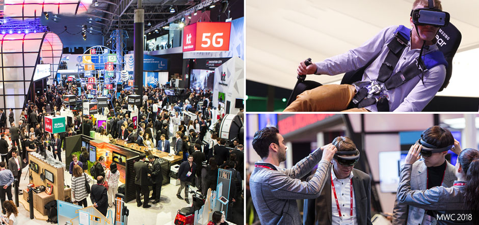 What to expect at the 2018 Mobile World Congress