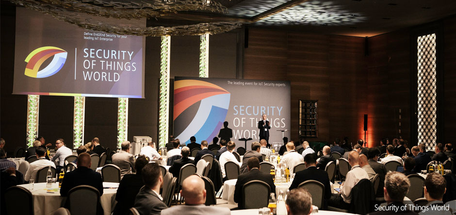 Industry 4 0 and IoT security to be key topics at Security